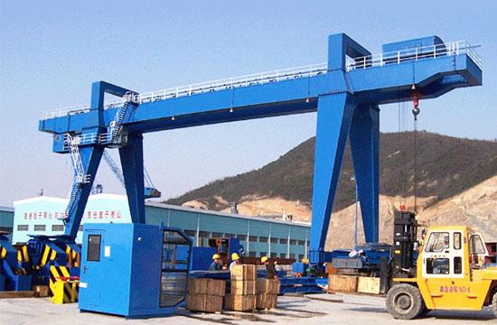 Cantilever Gantry Crane