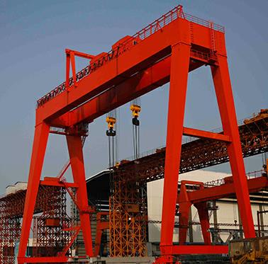 Applications for Double Girder Gantry Cranes